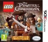Игра LEGO Pirates of the Caribbean: The Video Game для Nintendo 3DS
