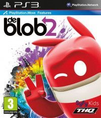 Купить игру De Blob 2 The Underground c поддержкой PlayStation Move (PS3) для Sony Playstation 3