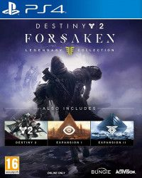 Игра Destiny: 2 Forsaken Legendary Collection Русская версия (PS4) Playstation 4