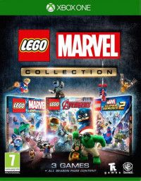 LEGO Marvel: Коллекция (Collection) (Xbox One)