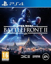 Игра Star Wars: Battlefront 2 (II) Русская Версия (PS4) Playstation 4