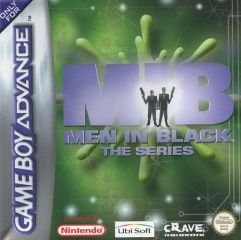 Men in Black: The Series Русская Версия (GBA)