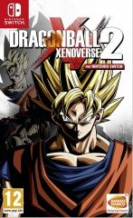Купить игру Dragon Ball Xenoverse 2 (Switch) диск