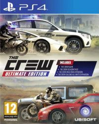 Игра The Crew Ultimate Edition Русская Версия (PS4) Playstation 4