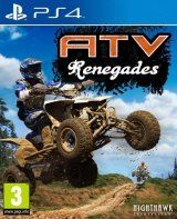 Купить Игру ATV Renegades (PS4) на Playstation 4 диск