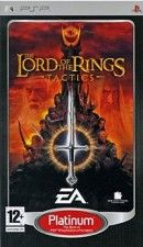 Игра The Lord of the Rings: Tactics Platinum (PSP) для Sony PSP