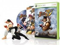 Street Fighter 4 (IV) Limited Edition (Xbox 360/Xbox One)