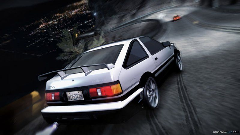 Купить игру Need for Speed: Carbon (Wii/WiiU) на Nintendo Wii диск