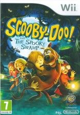 Игра Scooby-Doo! and the Spooky Swamp для Nintendo Wii