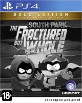 Купить Игру South Park: The Fractured but Whole. Gold Edition Русская Версия (PS4) на Playstation 4 диск