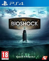 Купить Игру Bioshock and Bioshock 2 (PS4) на Playstation 4 диск