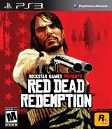 Купить игру Red Dead Redemption (PS3) USED Б/У на Playstation 3 диск