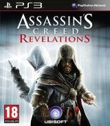 Купить игру Assassin's Creed: Откровения (Revelations) Русская Версия (PS3) USED Б/У на Playstation 3 диск