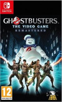 Ghostbusters: The Video Game (Охотники за приведениями) Remastered (Switch)