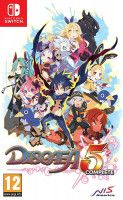 Игра Disgaea 5 Complete (Switch) для Nintendo Switch