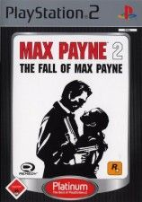 Игра Max Payne 2: The Fall of Max Payne Platinum для Sony PS2