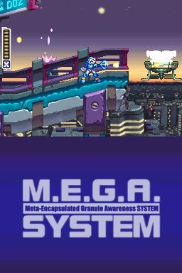 Игра Mega Man: ZX Advent (DS) USED Б/У для Nintendo DS