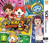 Купить игру YO-KAI WATCH 3 (Nintendo 3DS) на 3DS