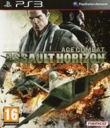 Купить игру Ace Combat: Assault Horizon (PS3) на Playstation 3 диск