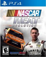 Купить Игру NASCAR Heat Evolution (PS4) на Playstation 4 диск