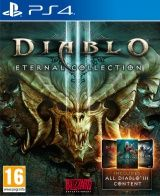 Купить Игру Diablo 3 (III): Eternal Collection (PS4) на Playstation 4 диск