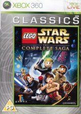 Купить Игру LEGO Star Wars: The Complete Saga Classics (Xbox 360) на Microsoft Xbox 360 диск