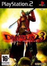 DmC Devil May Cry: 3 Dante's Awakening (PS2) USED Б/У