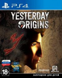 Yesterday Origins Русская Версия (PS4)
