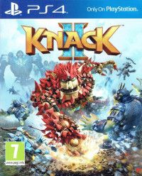 Игра Knack 2 (PS4) Playstation 4