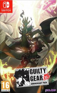 Guilty Gear 20th Anniversary Edition (Switch)