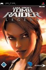 Игра Tomb Raider: Legend (PSP) для Sony PSP