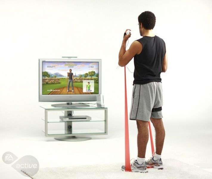 Купить игру EA Sports Active 2 Personal Trainer (Wii/WiiU) на Nintendo Wii диск