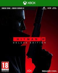 Hitman III (3) Deluxe Edition (Xbox One/Series X)