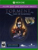 Купить Игру Torment : Tides of Numenera. Day One Edition Русская Версия (Xbox One) на Xbox One диск