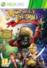 Купить Игру Monkey Island Special Edition Collection (Xbox 360/Xbox One) на Microsoft Xbox 360 диск