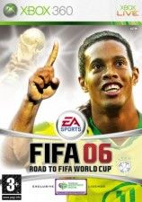 Игра FIFA 06 Road To Fifa World Cup для Xbox 360