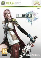 Купить Игру Final Fantasy XIII (13) (Xbox 360/Xbox One) USED Б/У на Microsoft Xbox 360 диск