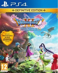 Игра Dragon Quest XI (11) S: Echoes of an Elusive Age - Definitive Edition (PS4) Playstation 4