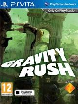 Gravity Rush (PS Vita) USED Б/У