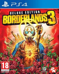 Borderlands 3 Deluxe Edition Русская версия (PS4)