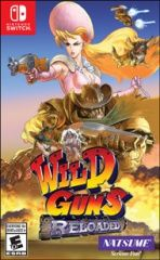 Купить игру Wild Guns Reloaded (Switch) диск