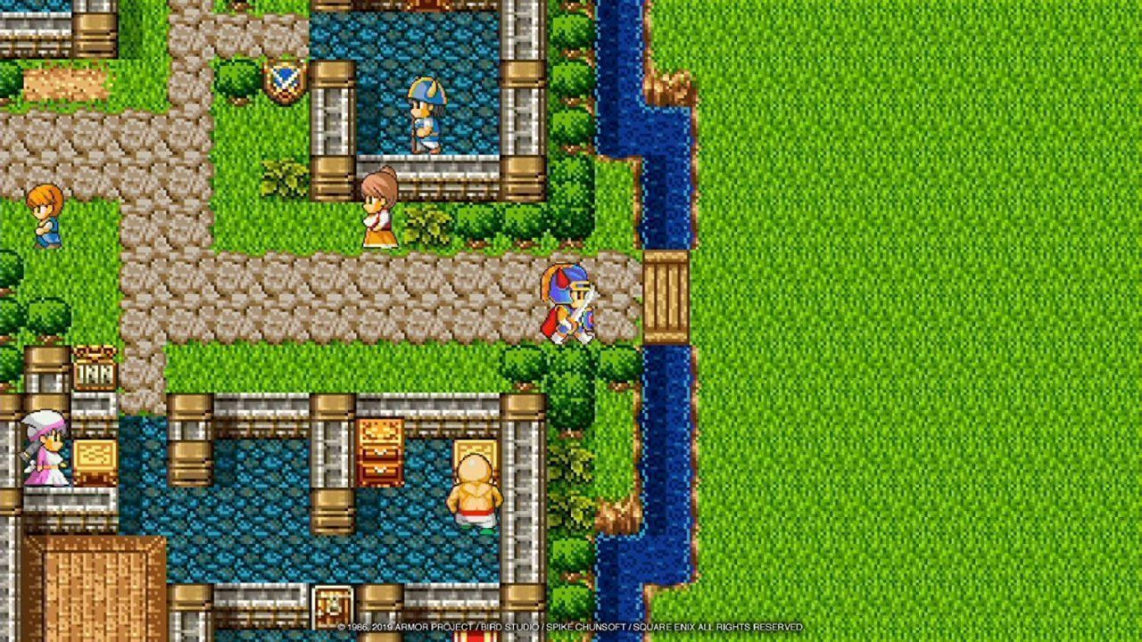 Dragon Quest 1+2+3 Collection (Switch)