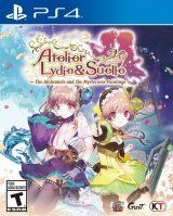 Купить Игру Atelier Lydie and Suelle: The Alchemists and The Mysterious Painting (PS4) на Playstation 4 диск