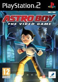 Astro Boy: The Video Game (PS2)