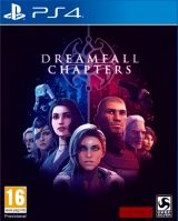 Купить Игру Dreamfall Chapters (PS4) на Playstation 4 диск