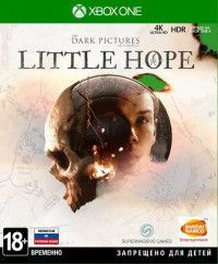 The Dark Pictures: Little Hope Русская Версия (Xbox One/Series X)