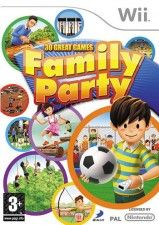 Игра Family Party: 30 Great Games для Nintendo Wii