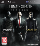 Ultimate Stealth Triple Pack (Thief, Hitman: Absolution, Deus Ex: Human revolution) (PS3)