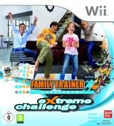Купить игру Family Trainer: Extreme Challenge + Game Mat контроллер (Wii/WiiU) на Nintendo Wii диск