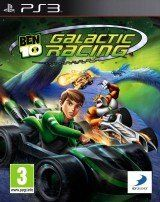 Купить игру Ben 10: Galactic Racing (PS3) на Playstation 3 диск
